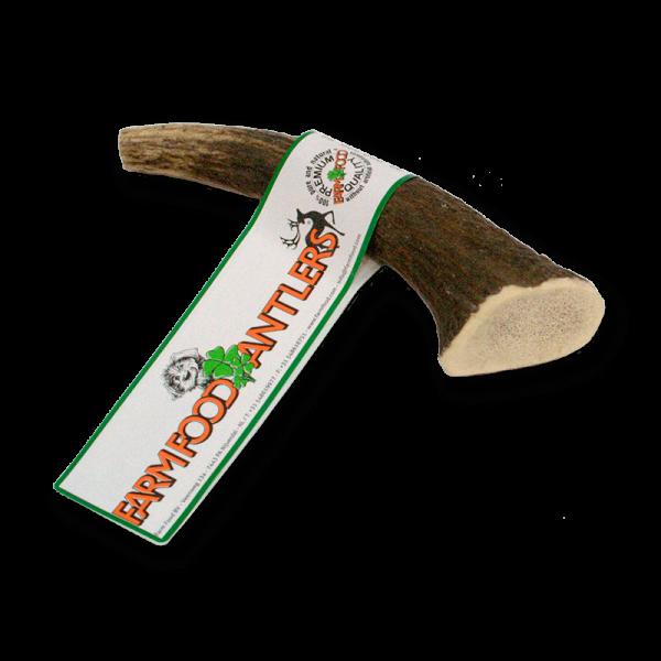 Naravne zdrave pasje žvečilke Farm Food Antlers Original
